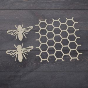 chipboard-beehive-and-bees