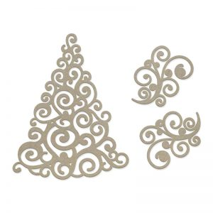 chipboard-swirling-christmas-tree