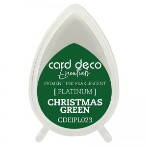 christmas-green-pearlescent-pigment-inkpad