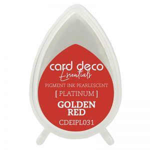 golden-red-pearlescent-pigment-inkpad