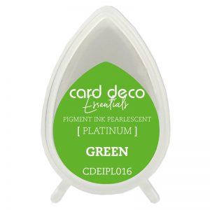green-pearlescent-pigment-inkpad