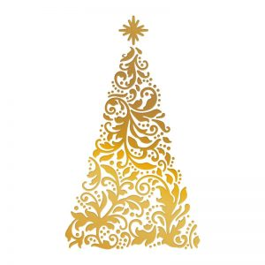 hotfoil-stamp-ornate-christmas-tree