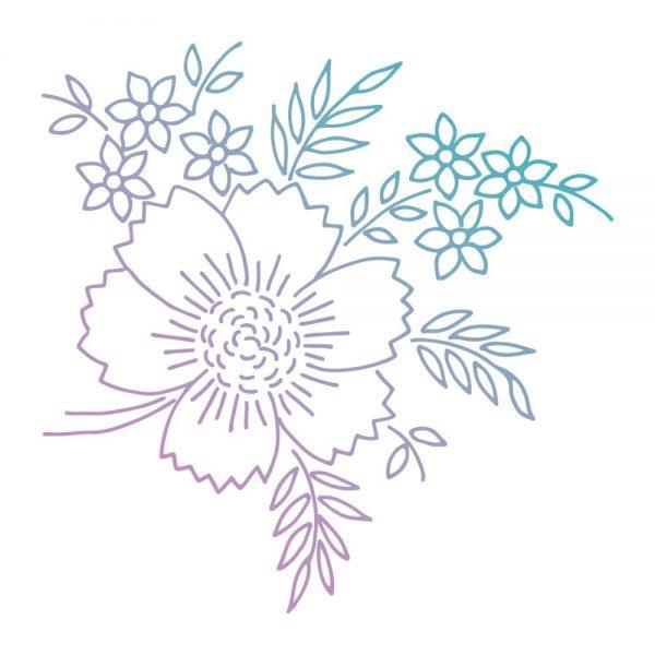 mini-stamp-floral-arrangement