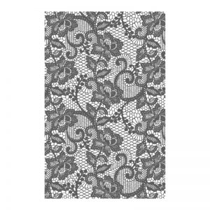 stamp-lace