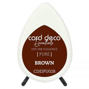 brown-card-deco-dye-ink