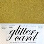 glitter-card-A4-gold