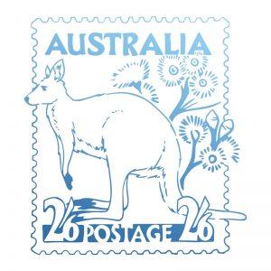 sunburnt-country-stamp-kangaroo-postage