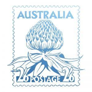 sunburnt-country-stamp-warratah-postage