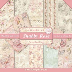 SBBL12_Shabby_Rose_Block_10_Sheets