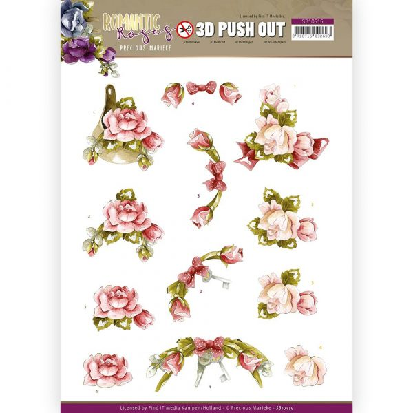 SB10515_Romantic Roses_ Pink