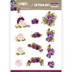 SB10517_Romantic Roses_ Purple Rose