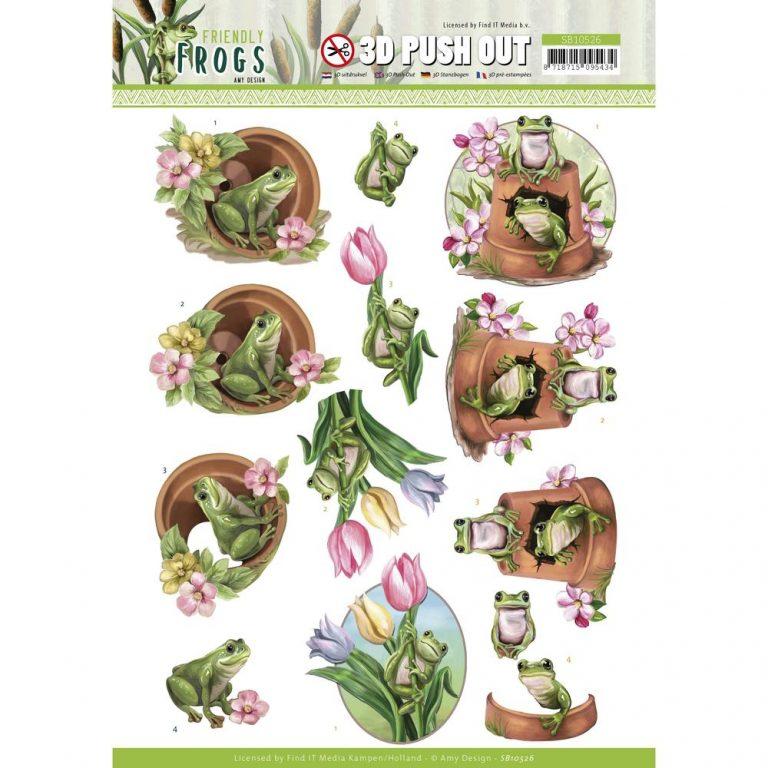 SB10526_Friendly Frogs_Flower Frogs
