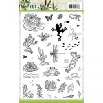 ADCS10072_Frogs_Clear Stamps