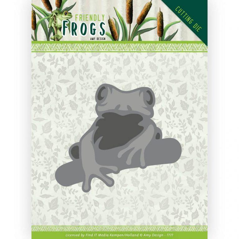 ADD10230_Friendly Frogs_Dies_Tree Frog