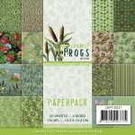 ADPP10037_Friendly Frogs_6x6 Paper Pad
