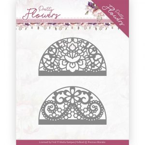PM10191_Pretty Flowers_Die_Lace Circle