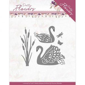 PM10192__Pretty Flowers_Die_Pretty Swans