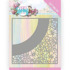 ADD10236_Enjoy Spring Flower Frame Die