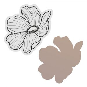 CO728381_Delightful Flower Stamp and Die