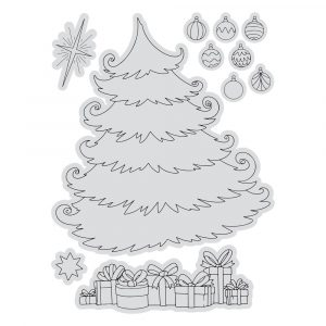 CO728508_Christmas Tree Scene