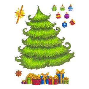 CO728508_Christmas Tree Scene_2