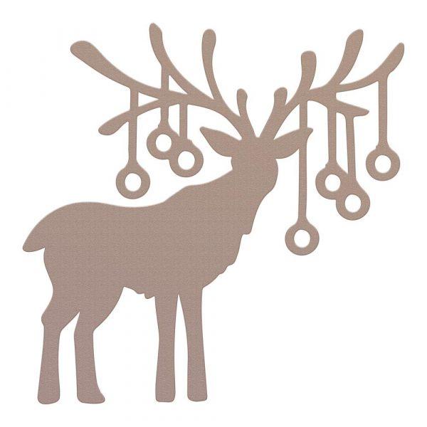 CO728572_Mini Die Reindeer Baubles