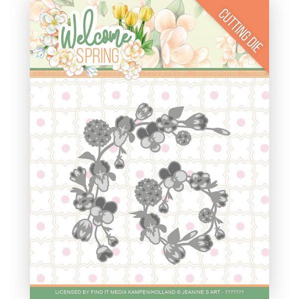 JAD10115_Welcome Spring - Spring Garland