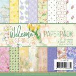 JAPP10018_Welcome Spring Paper Pack