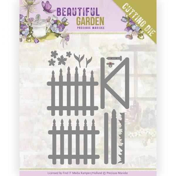 PM10204_Beautiful Garden - Fences