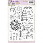 PMCS10048_Beautiful Garden Clear Stamps