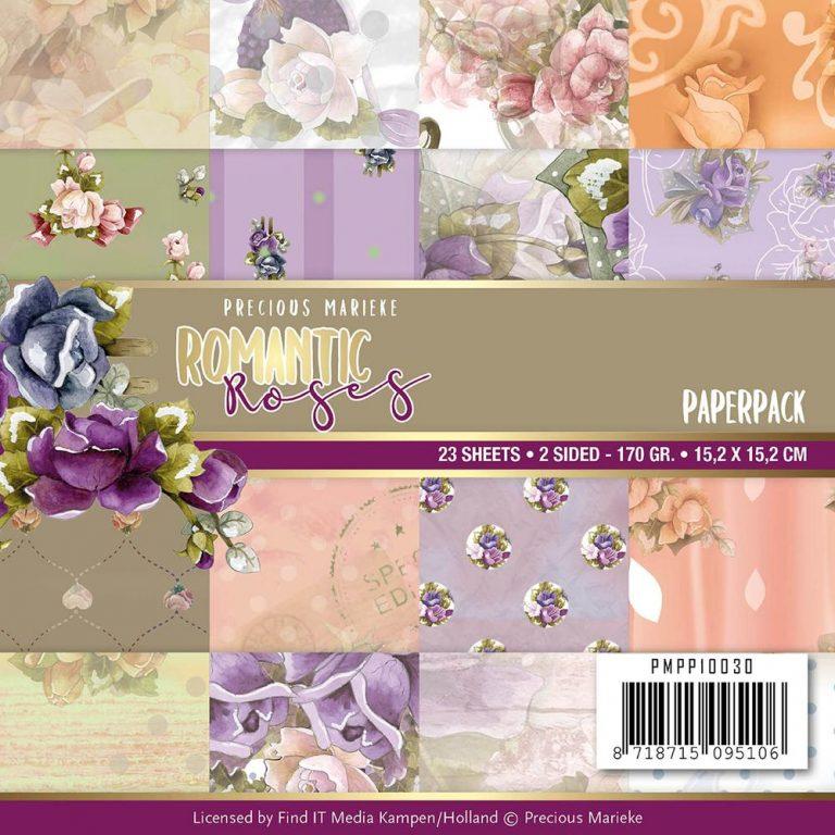 PMPP10030_Romantic Roses Paper Pack