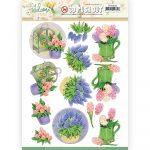 SB10529_Welcome Spring 3D Hyacinth