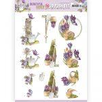 SB10532_Beautiful Garden 3D Butterfly