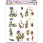 SB10533_Beautiful Garden 3D Allium